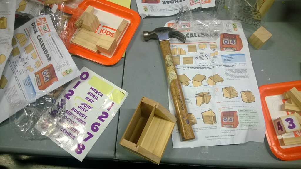 Home depot kids workshops great branding but where s the for Kids crafts at home depot