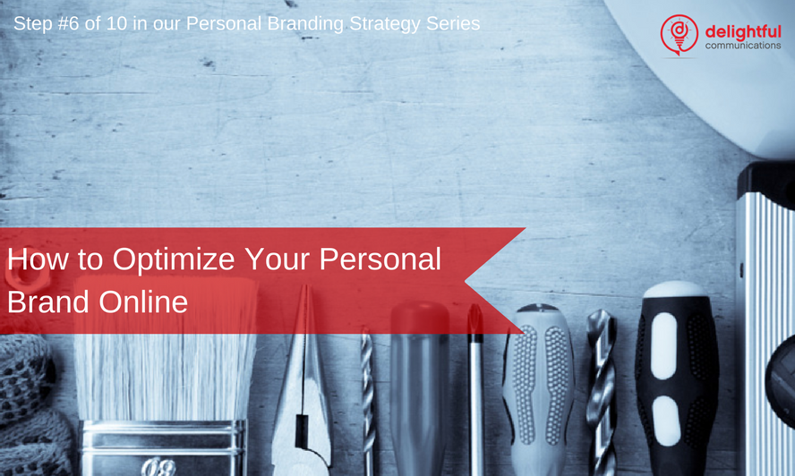 How to optimize your personal brand online