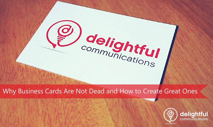 Why business cards are not dead and how to create great ones business card curiously this happens to be a through line in many peoples minds having done some research on the interwebz so i set out to prove them colourmoves