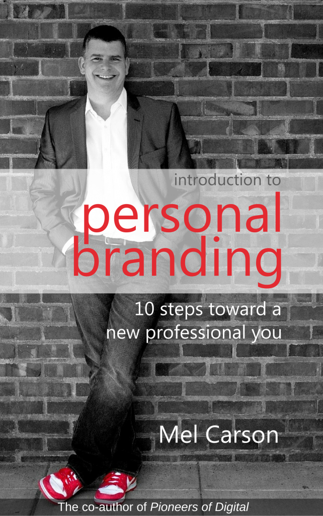 Mel Carson Personal Branding Cover 1214