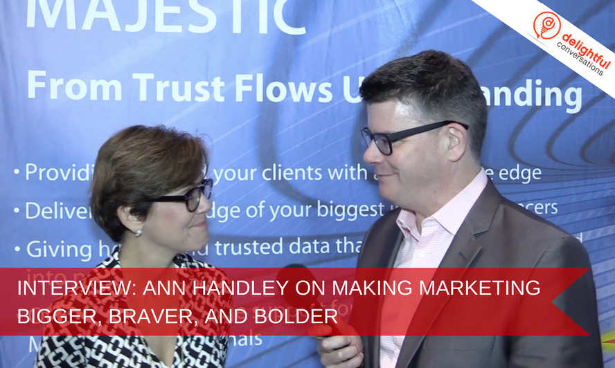 Ann Handley on Content Marketing