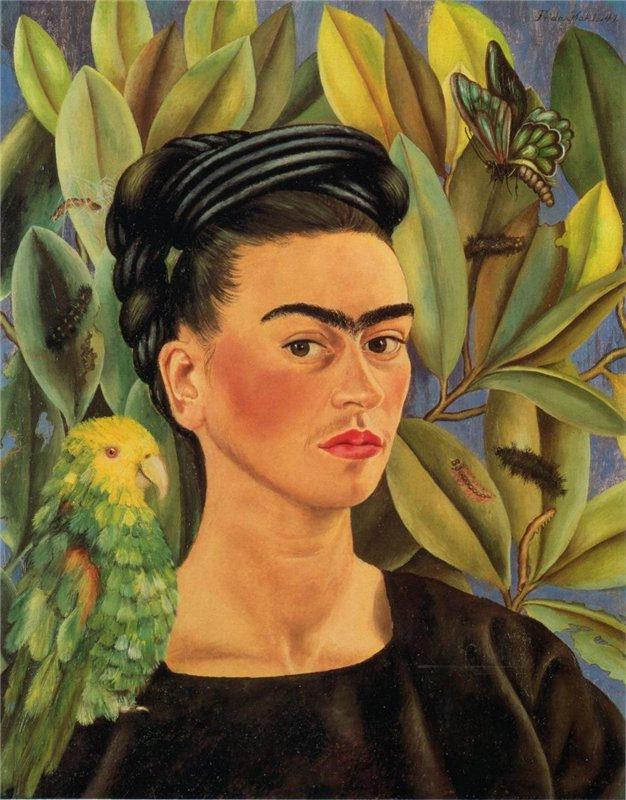 Art frida kahlo Frida Kahlo: