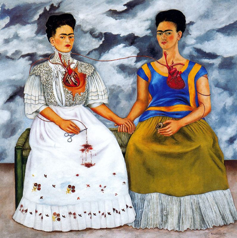 A Personal Branding Example From Frida Kahlo