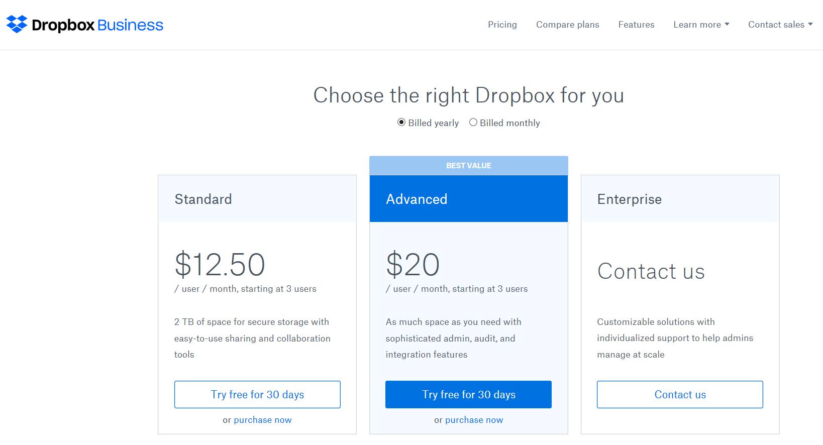 screenshot-dropbox-accounts
