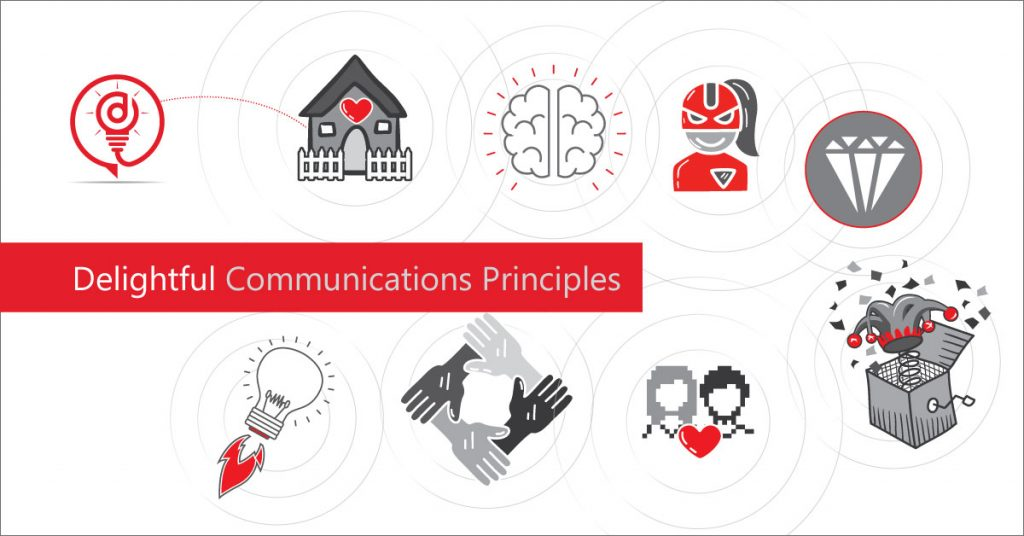 Delightful Communications Principles