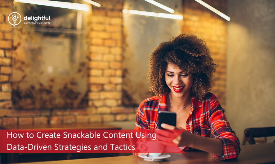 snackable content creation